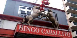 BINGO CABALLITO
