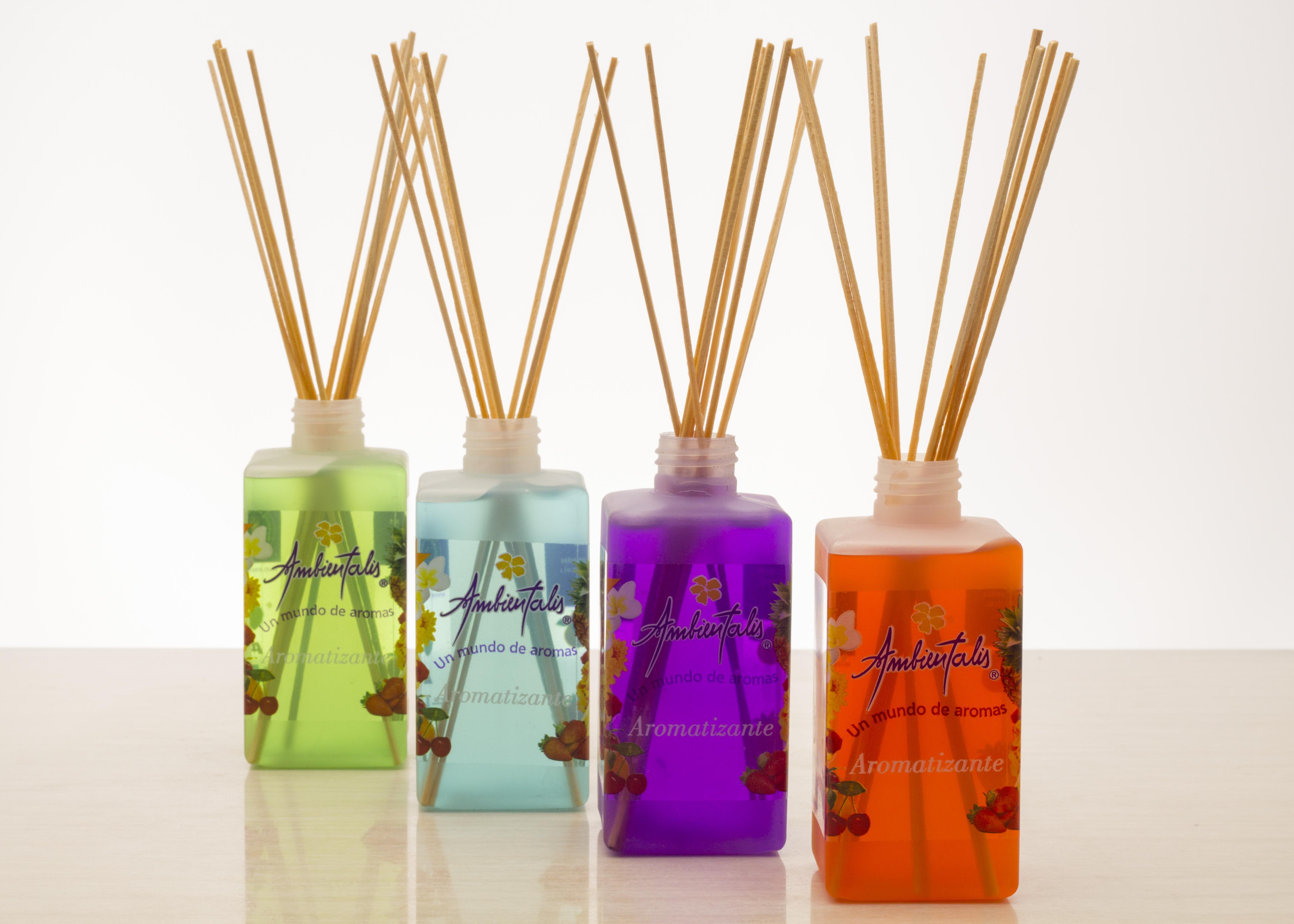 Difusores con Varillas de Bambu 200ml